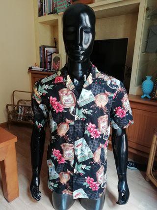 camisa Hawaiana hecha en Hawaii