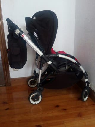 bugaboo bee plus muy completo
