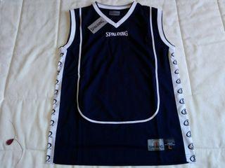 Camiseta Baloncesto entrenamiento Spalding nueva