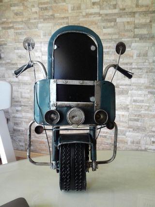 Marco de fotos moto chopper