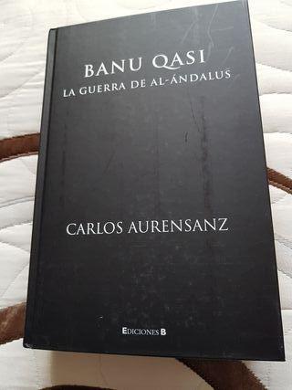 Libro BANU QASI. 1° Edición