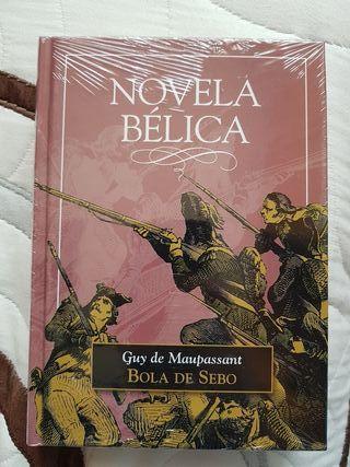 Libros NOVELA BELICA