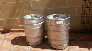 barril de cerveza de 50 litros