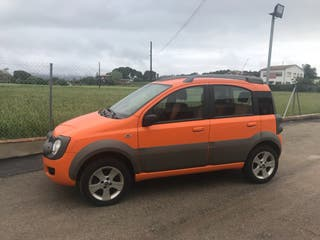 fiat panda 4x4 cross multijet 70CV