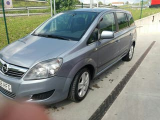 Opel zafira 1.7 diesel de 125cv de julio del 2011