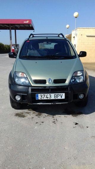 Renault Scenic rx4 2002