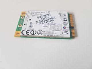 Tarjeta Wi-Fi PCI portatil