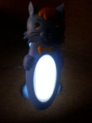 lámpara de niño/@