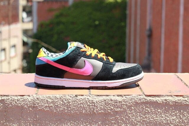 on sale fa0a5 7ff02 Zapatilla nike sb dunk 720 deg ...