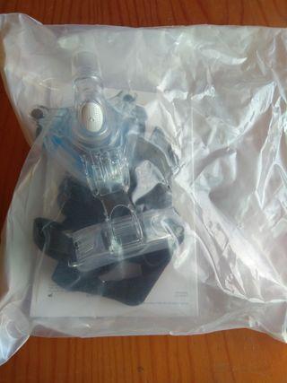 Mascarilla Oxigeno o Apnea de gel Philips