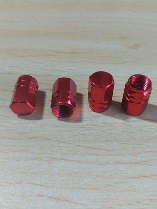 Tapones de metal