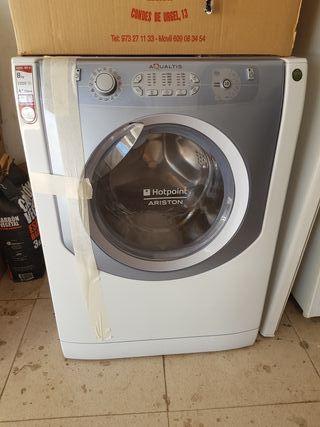 lavadora ariston aqualtis AQ8L09u