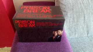 PRISION BREAK DVD.