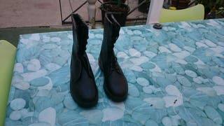 un par de bota