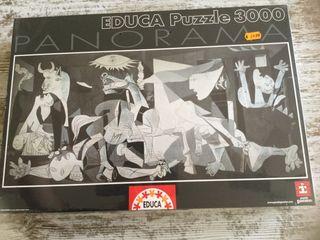 Puzzle guernica 3000 piezas