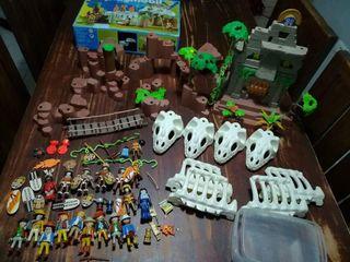 Playmobil lote jungla