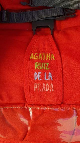 Carro de bebé casual play Agatha Ruiz de la Prada