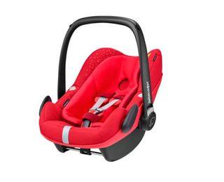 Silla coche Bebé Confort i-Size + Pie Isofix