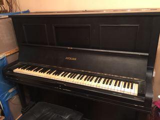 Piano pianola
