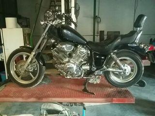 Yamaha Virago 1100cc