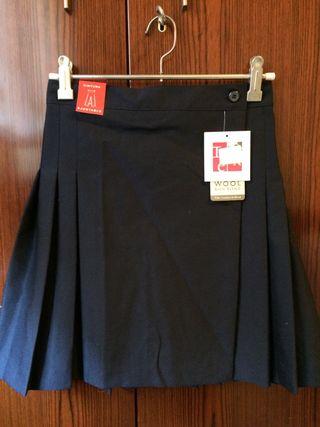 Faldas para el colegio