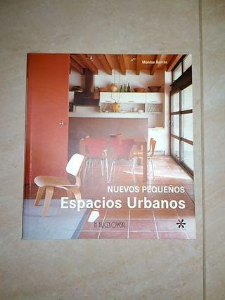 Espacios urbanos. Diseño interiores