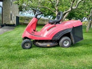 Tractor corta césped Twin cut