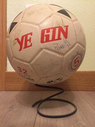 Balon Firmado Real Madrid