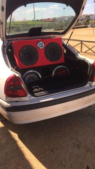 Equipo car audio