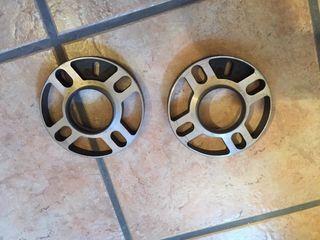 Separadores rueda