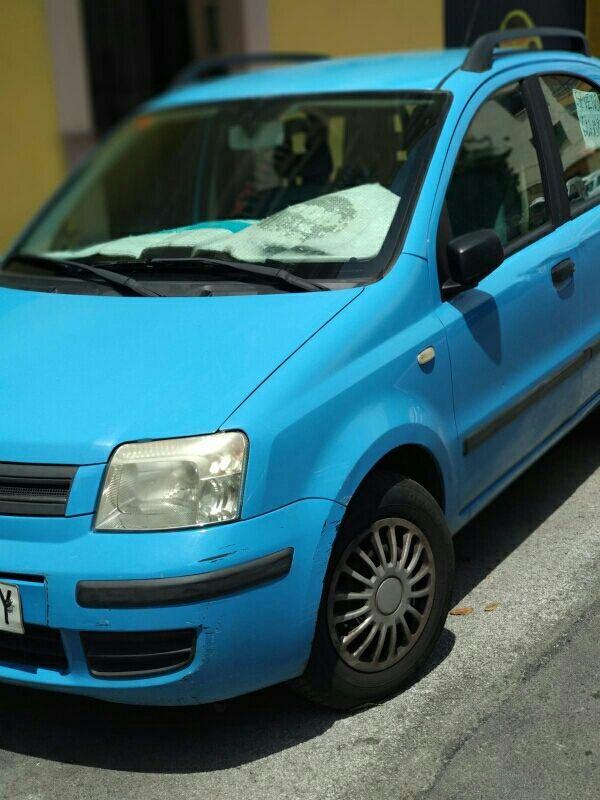 Fiat Panda 2004