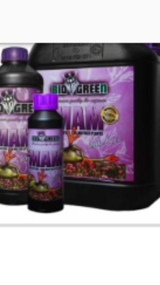 fertilizante biogreen mam
