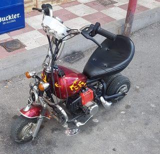 mini moto choper