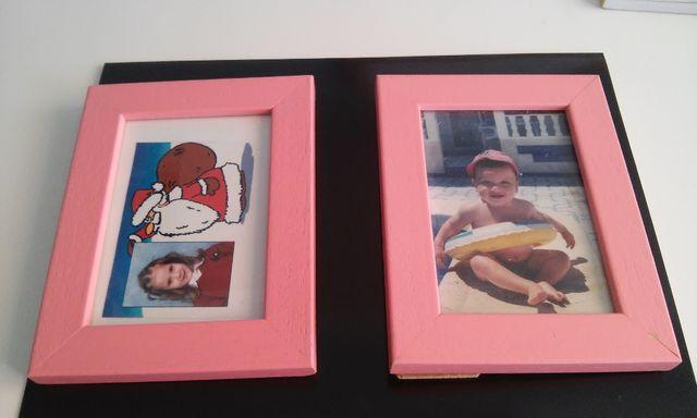 2 marcos rosa