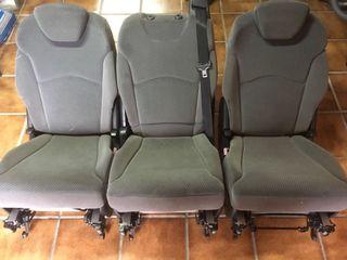 Asientos Fiat ulises, Citroen c-8, Peugeot 807