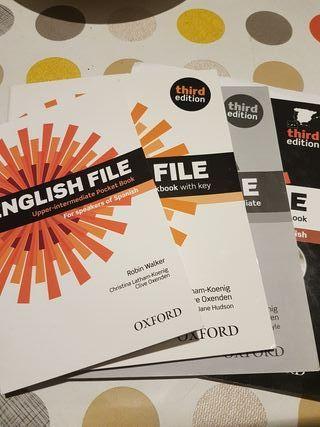 English File Upper-intermediate 3th edition