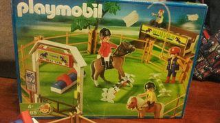 playmobil equitacion ref:4185