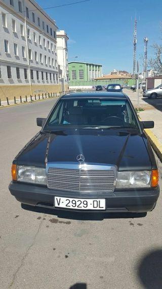 Mercedes-benz Clase A 1985