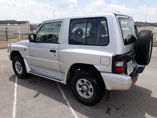 Mitsubishi Galloper super Exceed 2001