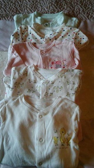 Pijamas bebé 3-6 meses