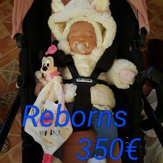 muñeco reborns