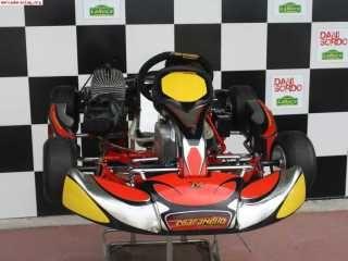 Kart - Puma 85 - Maranello - CADETE