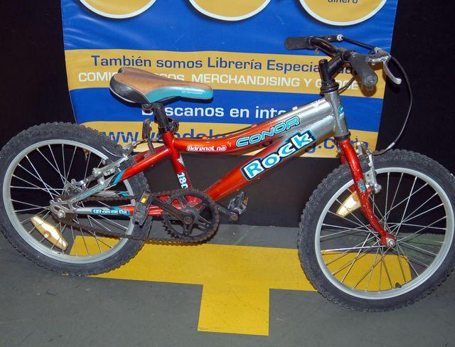 Bicicleta infantil Rock CONOR - 180 buen estado