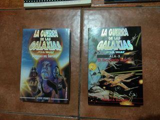 libros coleccion star wars