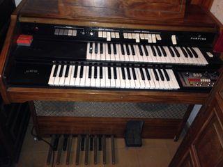 Organo/armónico
