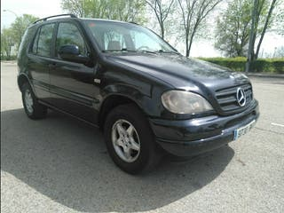 Mercedes-Benz Clase Ml 2001