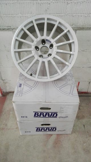 Braid Winrace-A en 18""