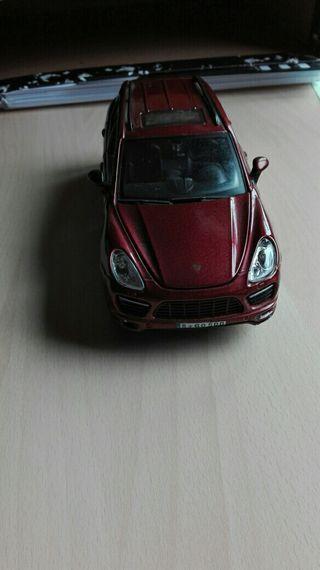 Maqueta Porsche Cayenne