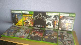 Juegos para Xbox 360 y One