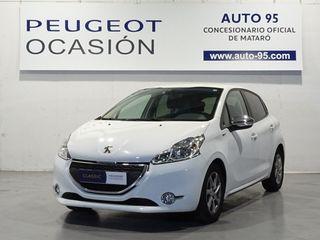 Peugeot 208 STYLE HDI DIESEL BLANCO